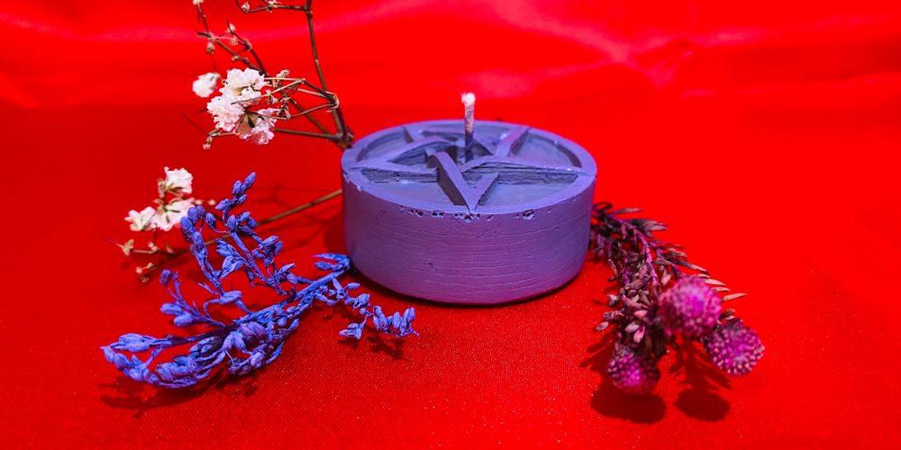 ритуальная свеча
